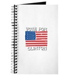 Vote for Clinton Journal
