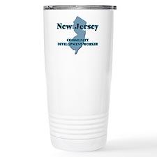 New Jersey Community De Travel Coffee Mug