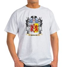 Quinlan Coat of Arms - Family Crest T-Shirt