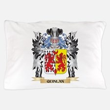 Quinlan Coat of Arms - Family Crest Pillow Case