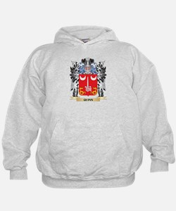 Quinn- Coat of Arms - Family Crest Hoodie