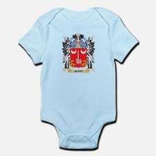 Quinn- Coat of Arms - Family Crest Body Suit