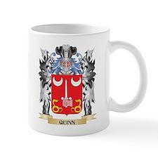Quinn- Coat of Arms - Family Crest Mugs