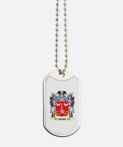 Quinn- Coat of Arms - Family Crest Dog Tags