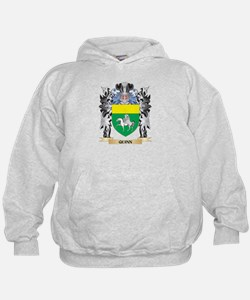 Quinn Coat of Arms - Family Crest Hoodie
