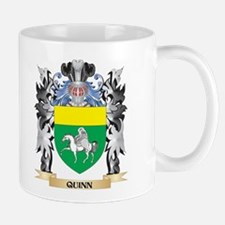 Quinn Coat of Arms - Family Crest Mugs