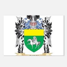 Quinn Coat of Arms - Fami Postcards (Package of 8)
