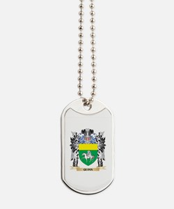 Quinn Coat of Arms - Family Crest Dog Tags