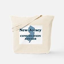 New Jersey Conservation Adviser Tote Bag