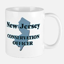 New Jersey Conservation Officer Mugs