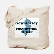 New Jersey Conservation Officer Tote Bag
