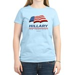 Hillary for President Women's Light T-Shirt