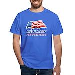 Hillary for President Dark T-Shirt