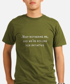 Roleplaying T-Shirt