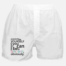 Pastel Unicorn Boxer Shorts