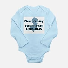 New Jersey Corporate Librarian Body Suit