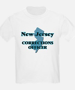 New Jersey Corrections Officer T-Shirt