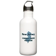 New Jersey Corrections Water Bottle