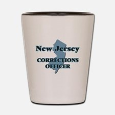 New Jersey Corrections Officer Shot Glass