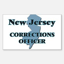 New Jersey Corrections Officer Decal