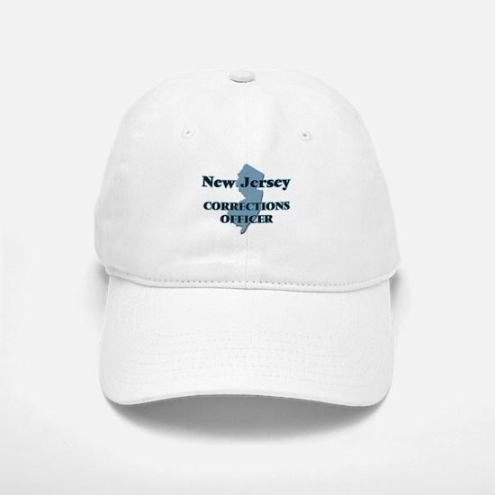 New Jersey Corrections Officer Baseball Baseball Cap