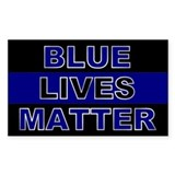 Blue lives matter 10 Pack