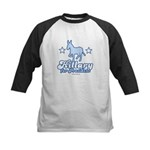 Hillary for President Kids Baseball Jersey