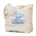 Hillary for President Tote Bag