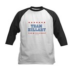Team Hillary  Kids Baseball Jersey