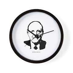Rudy Giuliani Face Wall Clock