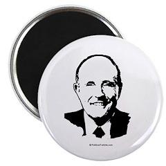 Rudy Giuliani Face Magnet