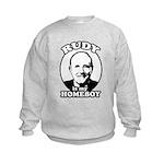 Rudy Giuliani is my homeboy Kids Sweatshirt