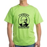 Rudy Giuliani is my homeboy Green T-Shirt