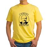 Rudy Giuliani is my homeboy Yellow T-Shirt