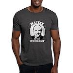 Rudy Giuliani is my homeboy Dark T-Shirt