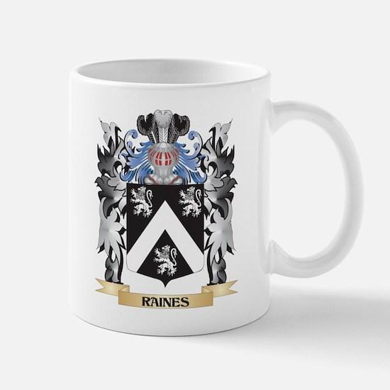 Raines Coat of Arms - Family Crest Mugs