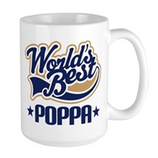 Poppa Worlds Best MugMugs