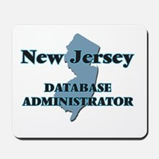 New Jersey Database Administrator Mousepad