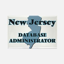 New Jersey Database Administrator Magnets