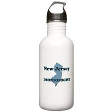 New Jersey Deontologis Water Bottle