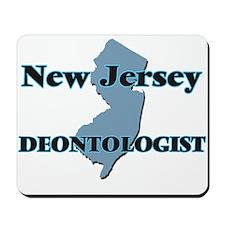 New Jersey Deontologist Mousepad