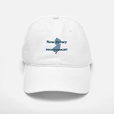 New Jersey Deontologist Baseball Baseball Cap