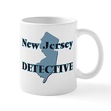 New Jersey Detective Mugs