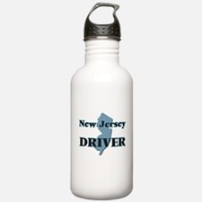New Jersey Driver Water Bottle