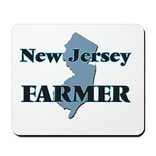 New Jersey Farmer Mousepad