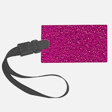 Sparkling Glitter Luggage Tag