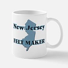New Jersey Felt Maker Mugs