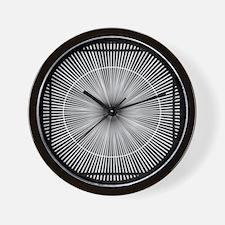 Cute Abstract circles Wall Clock