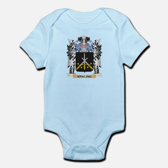 Rawling Coat of Arms - Family Crest Body Suit