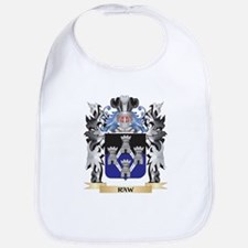 Raw Coat of Arms - Family Crest Bib